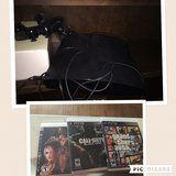 PS3 with some games in Temecula, California