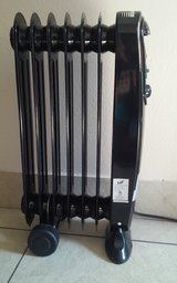 Comfort Zone Oil Filled Radiator in Conroe, Texas