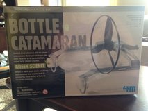 Bottle Catamaran Kit in Naperville, Illinois