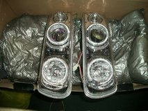 Eagle Eyes Chevrolet Halo Ring Headlights PRICE REDUCED in Warner Robins, Georgia