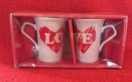 two cups - Love - Valentine's Day in Bolingbrook, Illinois