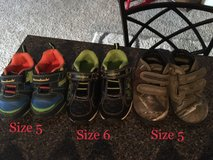 toddler shoes size 5 & 6 in Clarksville, Tennessee