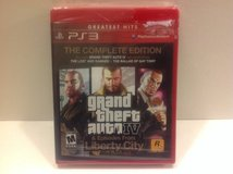 PS3 GRAND THEFT AUTO IV ( BRAND NEW ) in Lockport, Illinois