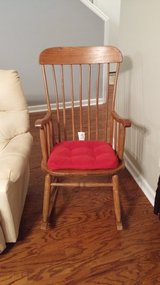 Vintage rocking chair in Fort Rucker, Alabama