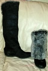 womens boots 9 double wear in Alamogordo, New Mexico