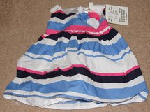 INFANT STRIPED DRESS, 2pcs in Lakenheath, UK