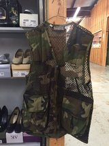 Hunting vest in Sugar Land, Texas