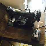 Antique Sewing machine in CyFair, Texas