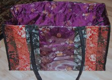 LARGE ORIENTAL TOTE, PURSE, BAG in Lakenheath, UK
