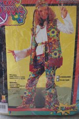 COSTUME HIPPIE GIRL with Extras in Lakenheath, UK