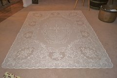 TABLECLOTH, LACE in Lakenheath, UK