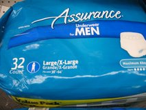 Assurance Underwear for Men in Alamogordo, New Mexico