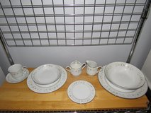 Reduced~China 8 Place Setting W/Serving Dishes~Japan Carlion Andover #482 in Sandwich, Illinois