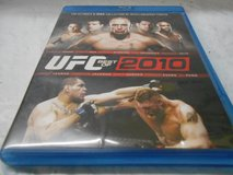 UFC Best Of 2010 Blue Ray in Spring, Texas
