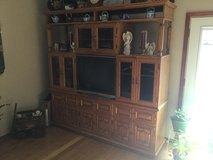 Wall Unit with TV in Fort Leonard Wood, Missouri