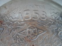 1953  6.5 Gallon glass jar in Alamogordo, New Mexico
