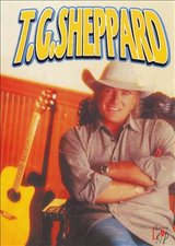 Country music star T.G. Shepard on DVD in Camp Pendleton, California