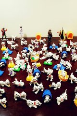 Rare Collection Of 101 Dalmatians Figurines by Applause Mattel in Joliet, Illinois