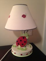 Kids line Ladybug lamp in Fort Campbell, Kentucky