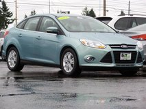 2012 Ford Focus SEL in Fort Lewis, Washington