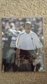 Kansas State coach Bill Snyder signed 11x14 photo in Colorado Springs, Colorado