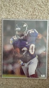 Ravens S Ed Reed signed 11x14 photo in Fort Carson, Colorado