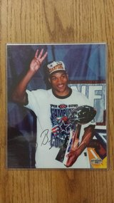 Cowboys DB Larry Brown signed 8x10 photo in Fort Carson, Colorado