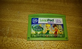Tinkerbell leappad ebook in Camp Lejeune, North Carolina