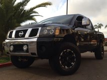 2004 Nissan Titan LE lifted in Fort Irwin, California