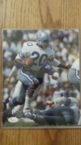 Cowboys DB Mel Renfro signed 8x10 photo in Fort Carson, Colorado