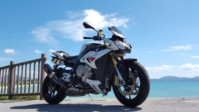 2014 BMW S1000R in Okinawa, Japan