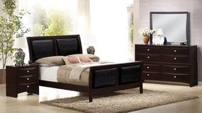 United Furniture - Olivia Bed Set in US King Size - monthly payments possible in Grafenwoehr, GE