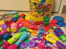 LOT Play-doh creating tools(molds,stamper,sqweezers etc) LOT (nearly70 items) in Okinawa, Japan