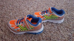 Saucony kinvara 5 shoe kids size 10 in Fort Bliss, Texas