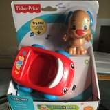 Fisher Price Laugh & Learn ( new ) in Batavia, Illinois