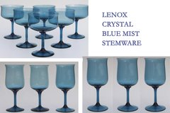 Lenox Crystal Wine Glasses (set of 24) in Naperville, Illinois