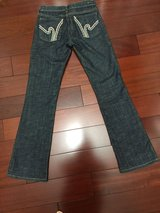 """Gloria Beckham """"CITIZENS OF HUMANITY """"ladies jeans size 30"""" bootcut in Joliet, Illinois"""