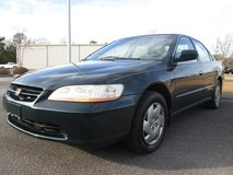 2000 Honda Accord in Camp Lejeune, North Carolina