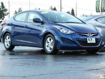 2015 Hyundai Elantra SE in Fort Lewis, Washington