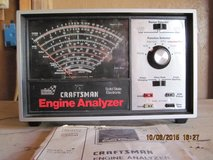 Complete Sears Craftsman Engine Analyzer in Las Cruces, New Mexico
