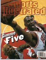 SIGNED 1997 SPORTS ILLUSTRATED BY MICHAEL JORDAN AND DENNIS RODMAN BOTH in Joliet, Illinois