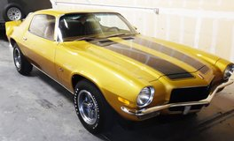 1971 Chevrolet Camaro Z-28 at $4000 in Gilroy, California
