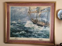 CHARLES VICKERY--ATLANTIC DEEPS-THE CUTTY SARK in Oswego, Illinois