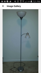 Grey Floor Lamp in Wilmington, North Carolina