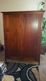 Armoire in Fort Lewis, Washington