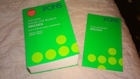 English & German Dictionary for Students in Lawton, Oklahoma