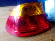 Pair of BMW e46 rear lights in Lakenheath, UK