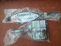 Cuisinart Fish & Meatball Grilling Baskets, brand new in Fort Campbell, Kentucky