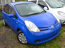 *SALE!* 06 Nissan Note* 88,000KM!, Excellent Condition, Keyless, Clean!* Brand New 2 Year JCI* in Okinawa, Japan