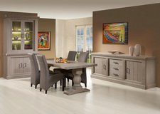 Verdun - Dining Set - including delivery - monthly payments possible in Grafenwoehr, GE
